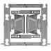 Кронштейн для TV LG OLW480