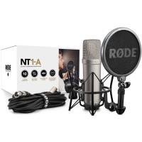 Rode NT1-A студийный конденсаторный микрофон